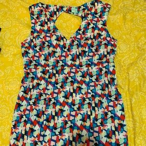Plenty by Tracy Reese Confetti dress 12P